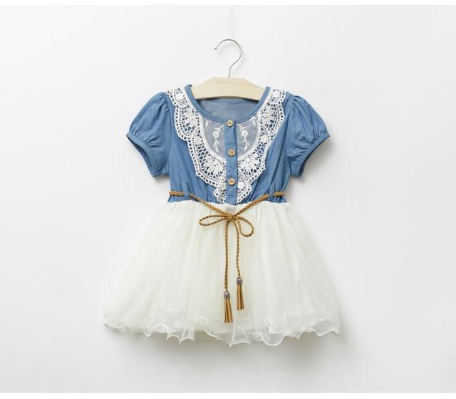 Детские платья в английском стиле