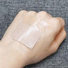 30 unidades/pacote impermeável band aid ferida vestir fita estéril transparente para banho de natação cuidado ferida proteger