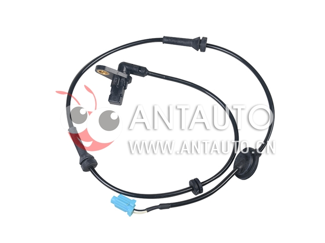 47911 EQ010 New Front Left ABS Sensor Fit For Nissan X