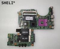 SHELI لديل M1330 1330 اللوحة الأم مع G86 631 A2 بطاقة الفيديو PU073 0K984J K984J 0D057FCX062 P083J D057F 100% اختبارها|اللوحات الأم|   -