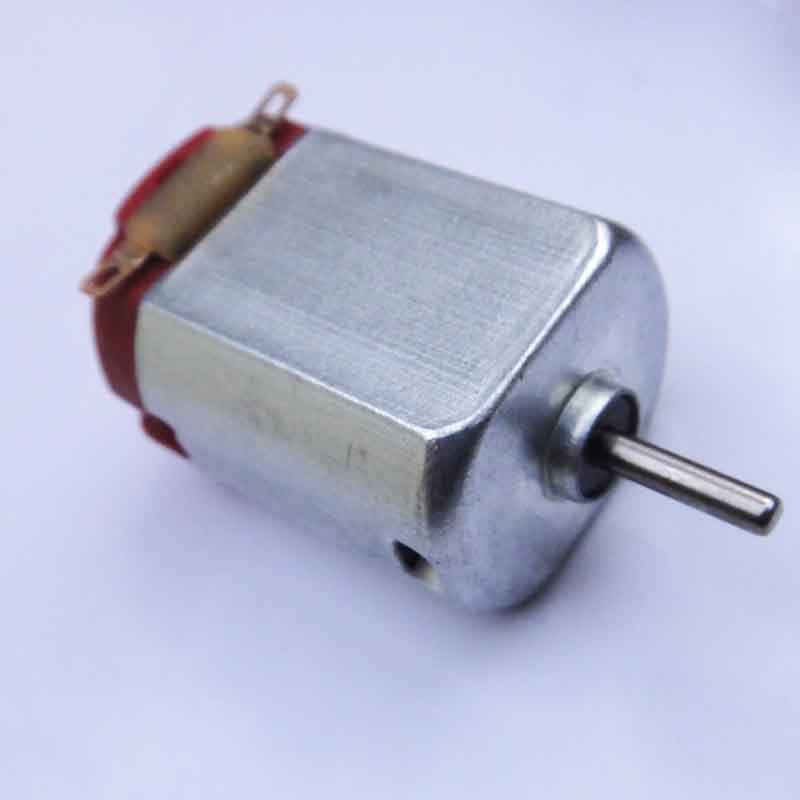5pcs 130 Micro Dc Motor 3v 16500 Rpm Diy Car Toy Tank Boat