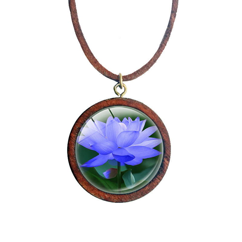 The Blue Lotus Flower Necklace Victory Of The Spirit In Buddhism