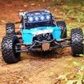 MK 1/8 Escala 4WD Todoterreno A Prueba de agua de Alta velocidad electrónica de control remoto Camión Desierto, coches de competición del rc