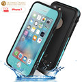 For iphone 7 Waterproof Case 6.6ft Underwater ip68 Durable life water Shock Dust proof Full Body Protection Cover for iPhone7