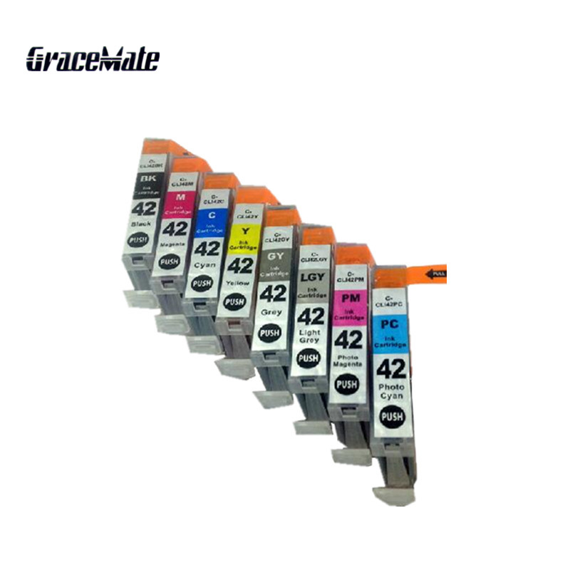 ink cartridges cli 42 cartridge for canon Pixma Pro-100 inks CLI-42 CLI42 CLI 42 cartridge for the canon pixma pro 100 printer