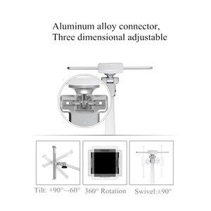 Image 4 - עמדת רצפת לוח אלומיניום גובה מתכוונן נייד טלפון מיטת ספה מחזיק זרוע סיבוב עבור iPhone X iPad פרו אוויר מיני 7 13 אינץ