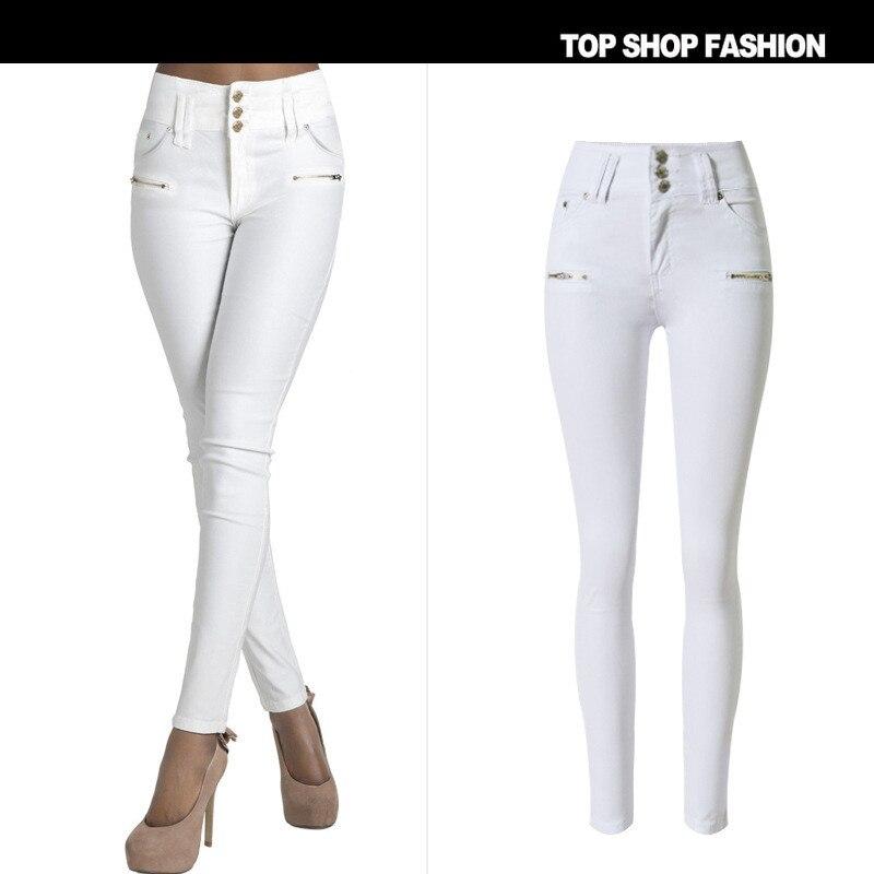 Popular Skinny White Jeans for Girls-Buy Cheap Skinny White Jeans ...