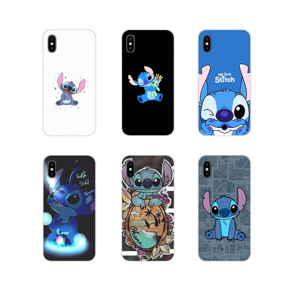 Accessories <font><b>Phone</b></font> <font><b>Cases</b></font> Covers For <font><b>Samsung</b></font> Galaxy A3 <font><b>A5</b></font> A7 J1 J2 J3 J5 J7 2015 <font><b>2016</b></font> 2017 Cute <font><b>Cartoon</b></font> Stich image