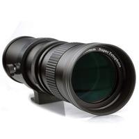Mcoplus 420 800mm F8.3 16 Super Telephoto Lens Manual Zoom Lens for Nikon Sony D7100 D5300 D5100 D3200 D750 D3100 DSLR Camera