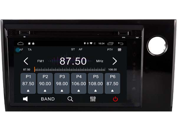 Android 6.0 CAR Audio DVD player FOR HONDA BRV gps car Multimedia head device unit receiver support 4G BT WIFI
