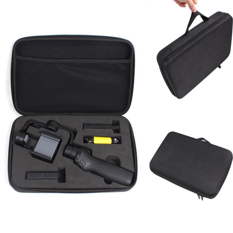 Сумка для хранения для DJI Осмо Черный EVA хранение сумка-чехол для переноски для DJI Осмо мобильный Gimbal & аксессуары Высокое качество ка