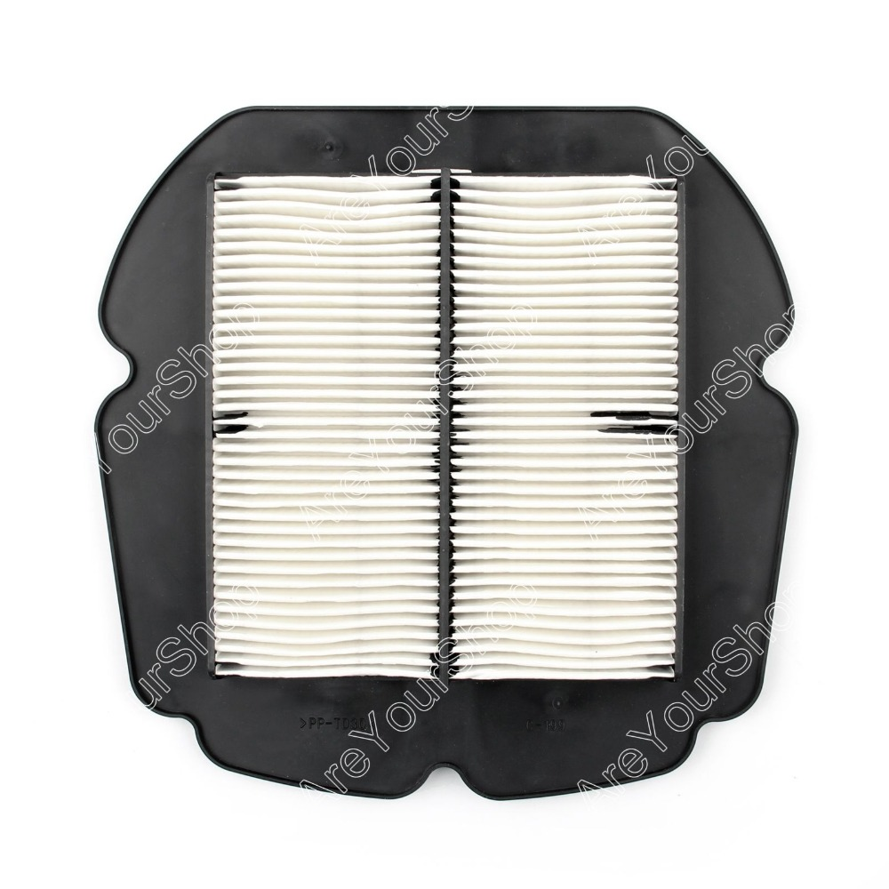 Sale For Motorcycle Air Filter Universal Motorbike Air Intake Filter Plastic Cotton Gauze For Suzuki SFV650 Gladius 2009-2013