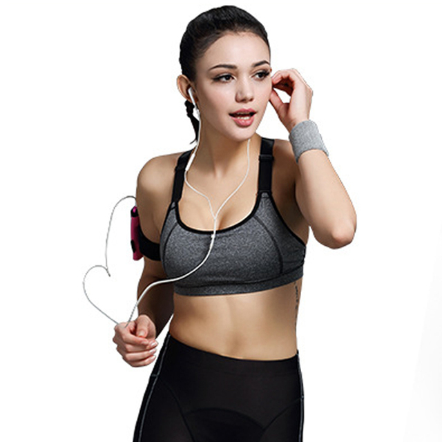 Fashion Brand Tank Top Bra Woman Sexy Tank Top PAD Vest Top For Women Work Out Tops