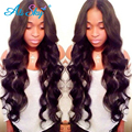 Raw Indian Hair Body Wave 4 Bundle Deals Wet and Wavy Human Hair Extensions Bob Indian Virgin Hair Weave meches bresilienne lots