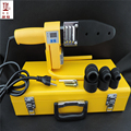 Аппарат для сварки ПВХ труб  сварочный аппарат с цифровым дисплеем для пластика  20-32 мм  110 В  800 Вт