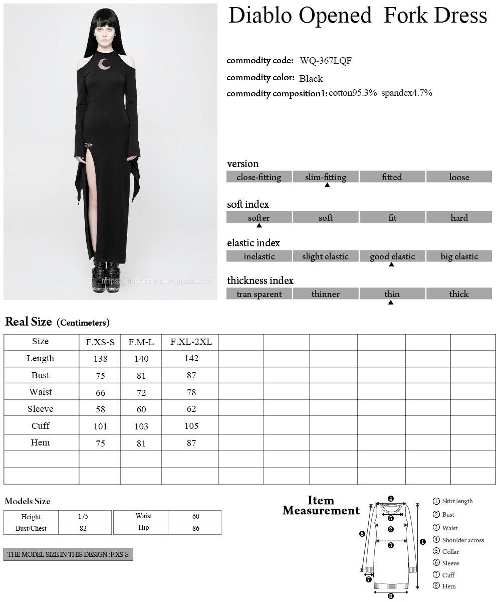 Soğuk Elbiseler Elbise RAVE 2