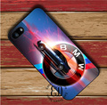 For bmw logo cover case for iphone 4s 5 5s SE 5c 6 6s 7 Plus iPod 5 6 Samsung s3 s4 s5 mini s6 s7 edge plus Note 3 4 5