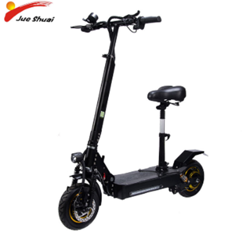 <font><b>2000W</b></font> <font><b>60V</b></font> 70KM/H <font><b>Scooter</b></font> <font><b>Electric</b></font> 10 inch Adults powerful <font><b>60V</b></font> 20AH Waterproof Electrico Motor E <font><b>Scooter</b></font> Hoverboad Skateboard CE image