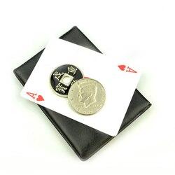 Летальная нежная монета магические трюки ментальные древние монеты Волшебные Монеты монета транспозиция аксессуары крупным планом магиче...