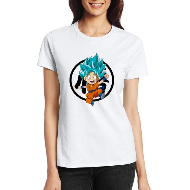 Cute Chibi Style Dragon Ball Z Characters Funny Saiyan Goku