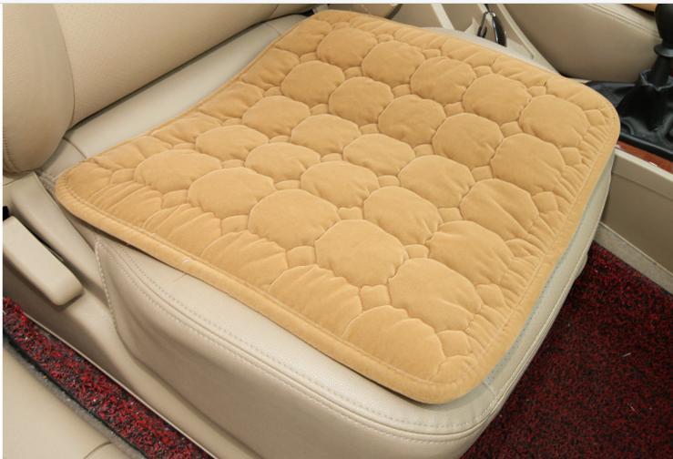 online shop free shipping cotton car seat cushion autumn and winter seat pad car mats four seasons general aliexpress mobile - Car Seat Cushions