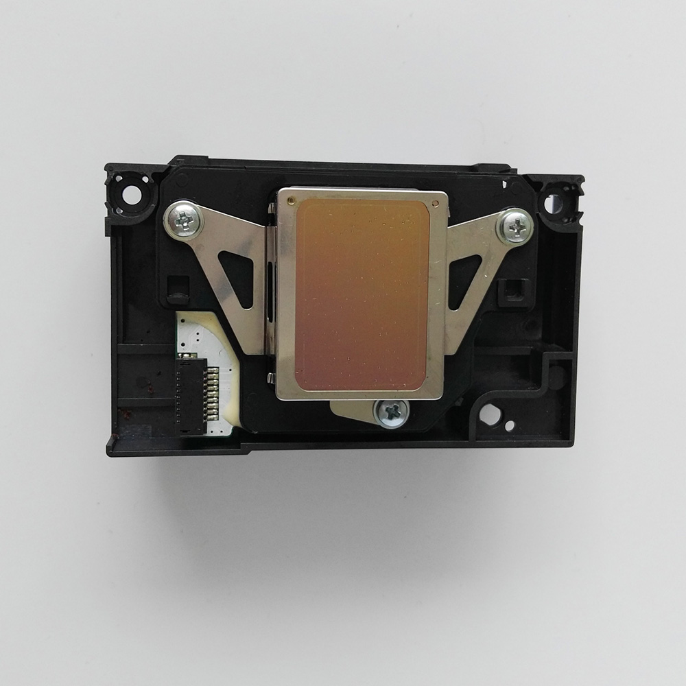 Original F173050 Inkjet Print head Pirnthead For Epson 1390 R390 R270 RX590 1400 1430 1500w L1800 Printer коврик 3d в салон novline ford transit 1 2 пассажирский 2014