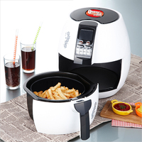 Korean Home Electric Deep Air Fryer Third Generations Intelligent Air Fryer Oil free 3.2L Large capacity French Frying Machine