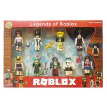 New Roblox Game Characters Figurines 7-8cm #3753 Action Figures PVC Doll Collection Model Toys Gifts(China)