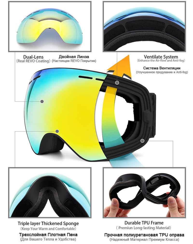 cheap ski goggles