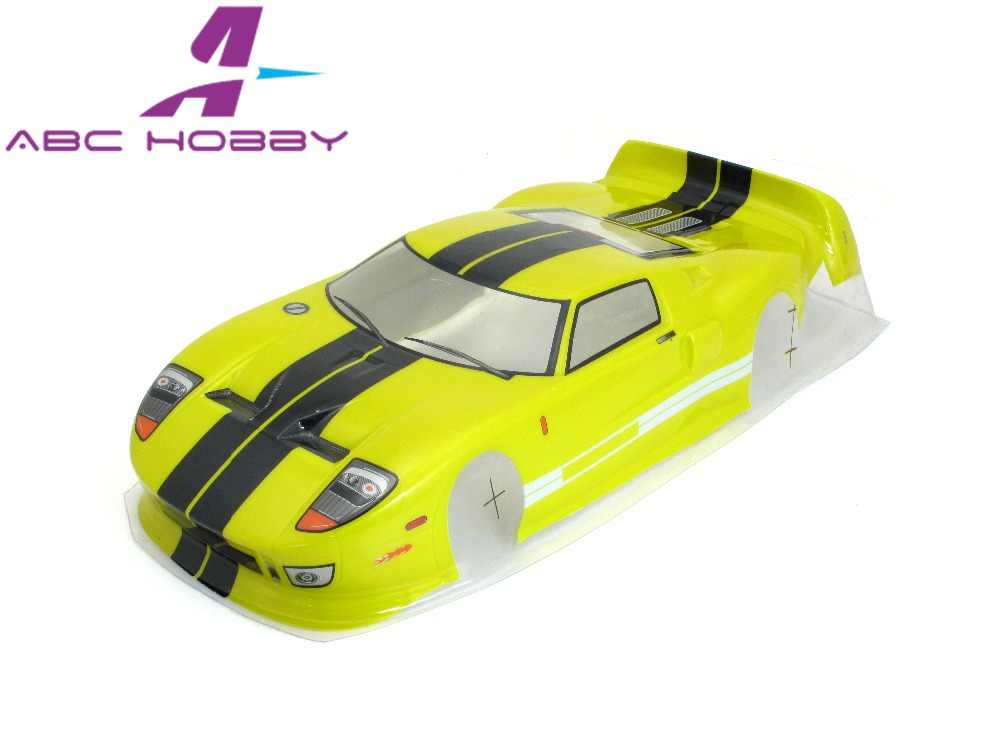 Detail Feedback Questions about RC Racing Custom Painted Car Body
