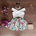 New Sexy Women Summer Floral Sleeveless Casual Evening Short Mini Dress