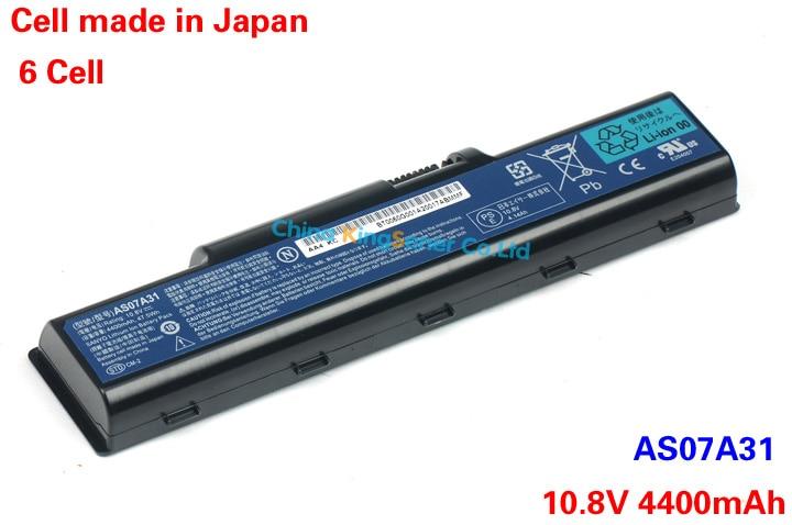ФОТО 4400mAh Original New AS07A31 Laptop Battery for Acer Aspire 2930G 4710G 4720G 4720ZG 4930G 4310 5738G AS07A41 AS07A73 AS07A71