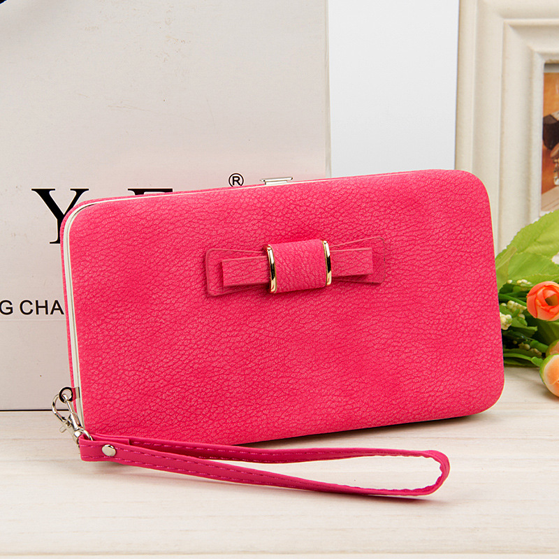 HTB12nBAXELrK1Rjy0Fjq6zYXFXaL - Women's Leather Purse | Phone Card holders