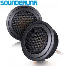 SounderLink altavoz de agudos de movimiento, AMT, tweeter de cinta para altavoz de audio de coche, reemplazo DIY, 2 unids/lote