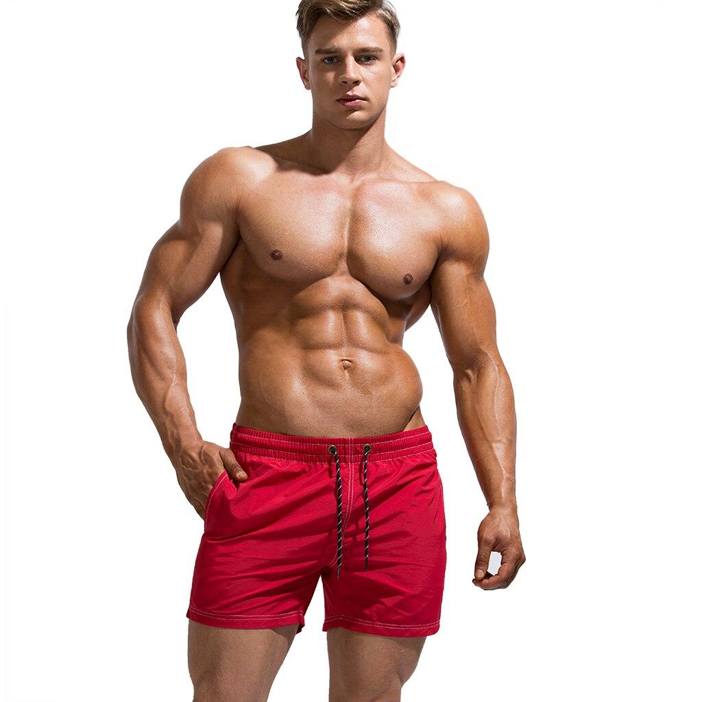 Mens swim trunks Beach   shorts     Board   pants summer praia swimming trunks brand men surf swimwears beach boardshorts Surfing