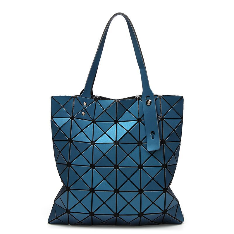 Fashion Diamond Women Bao Bao Bags Geometry Matte Baobao Handbag Female  Geometric Casual Tote Lady Shoulder Bag Top-Handle Bag US   29.77  piece fd2315a28d17d