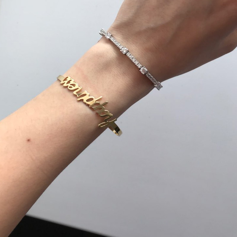 SMJEL New Fashion Love Հասարակ Երջանկություն - Նորաձև զարդեր - Լուսանկար 6