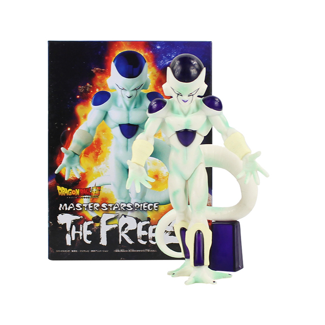 Dragon Ball Z Son Goku Gohan Vegeta Trunks Vegetto Gotenks Frieza Freeza MSP Figures Anime DBZ Super Saiyan Model Toys