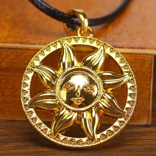 1pc slavic amulet sun pendant sun flower circle nordic jewelry 1pc slavic amulet sun pendant sun flower circle nordic jewelry ethnic talisman best friend pendant aloadofball Gallery