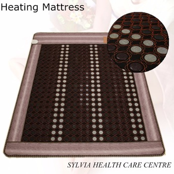 2020 Korea jade mattress tourmaline health products heated mattress hot new products with free gift sleeping eye cover