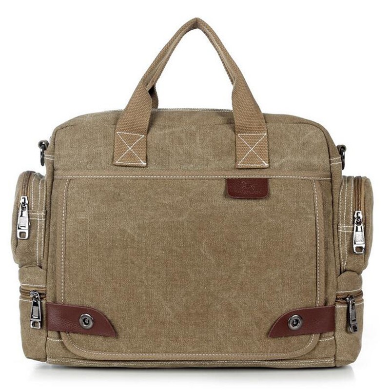 Vintage Crossbody Bag Military Canvas shoulder bags Men messenger bag men Casual Handbag tote Business Briefcase For Computer vintage crossbody bag military canvas shoulder bags men messenger bag men casual handbag tote business briefcase for computer