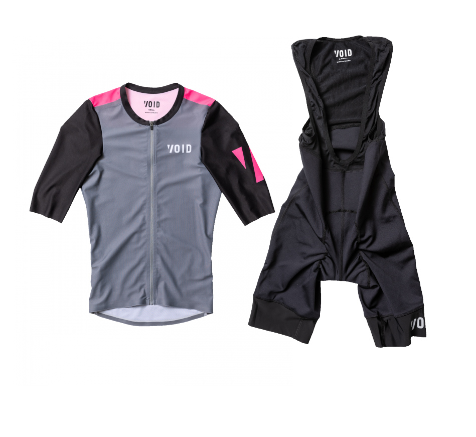 2019 New Void Top Quality Cycling Jersey And Bib Shorts Lightweight Cycling Jerseys 4D Gel Pad With Itlay Miti Leg End