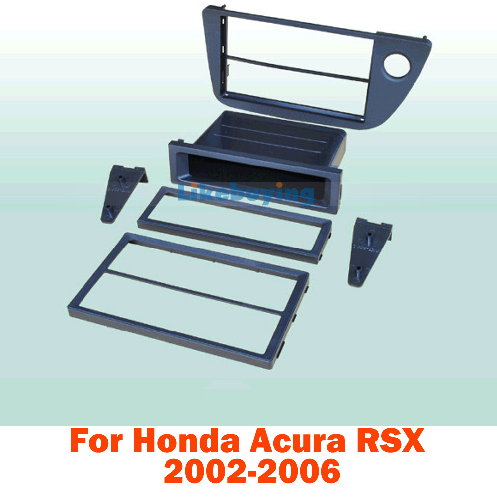 2 Din Car Fascia Frame / Audio Panel Frame / Car Dash Kit