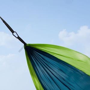 Image 3 - Youpin Zaofeng Hammock Swing Bed  Parachute Cloth Hammocks Max Load 300KG for Outdoor Camping Swing Travel Seaside