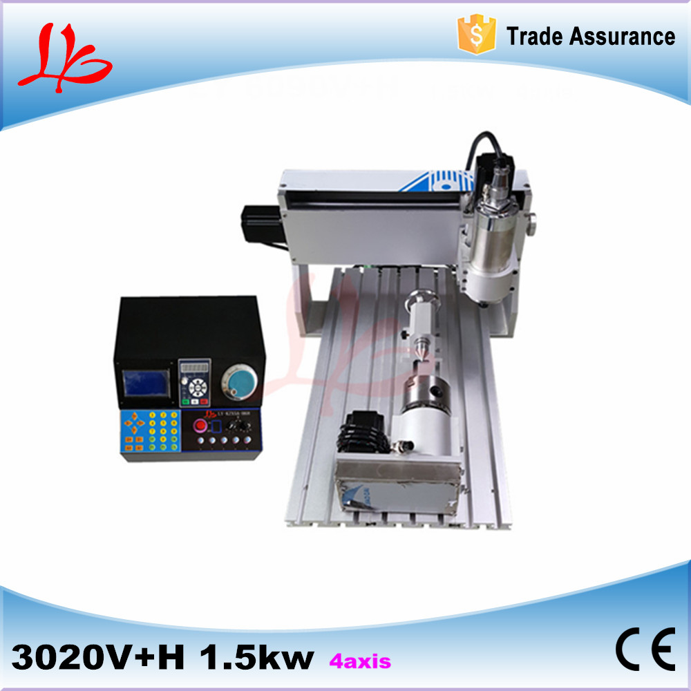 Sale cnc router woodworking machine 3020 Engraver Drilling Milling Carving Router For PCB/Wood & Other Materials  цены