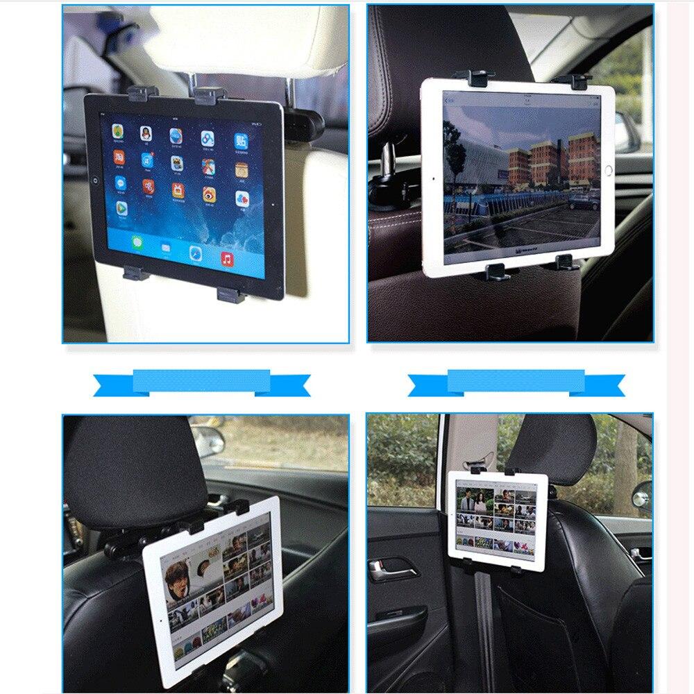 2019 Neue Stil Auto Zurück Sitz Kopfstütze Halterung Für Ipad Air Tablet Samsung Pc Steht Auto 100% Original