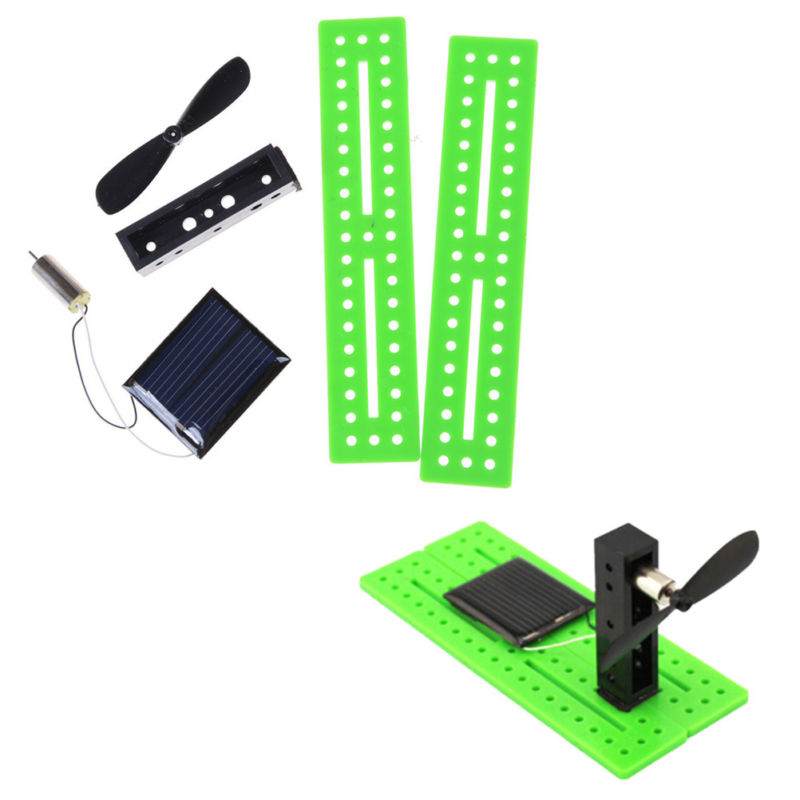 High Quality DIY Solar Power Cell Experiment Kit Assembling Creative Gift Education Toy For Teens