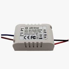 5 Pcs   LED 10W AC85-277V LED Driver 6-10x1W 300mA DC18-34V Box PF LED PowerSupply ConstantCurrent CeilingLamp Free Shipping 56w 112w 168w 224w 336w 500w led floodlights ip65 120 degree adjustable led tunnel light 85 277v meanwell driver free shipping