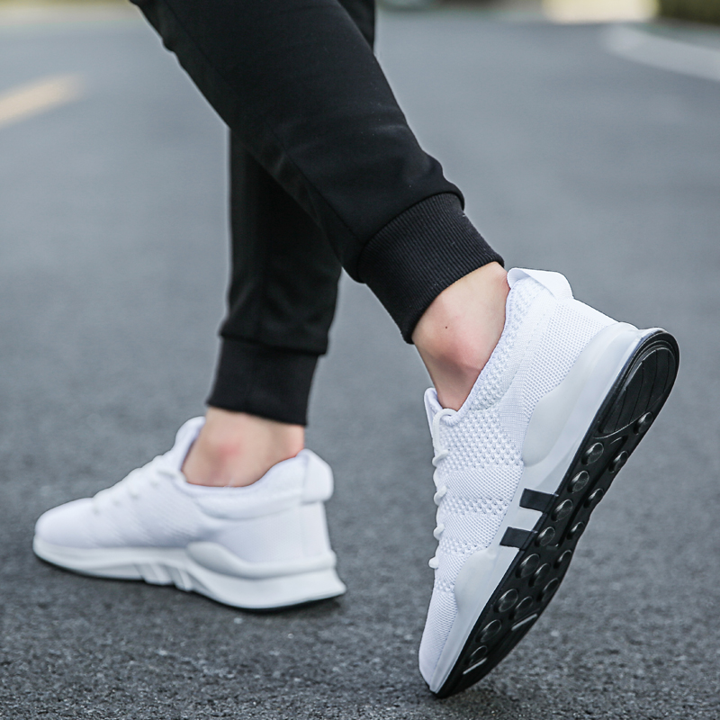 Men Shoes Summer Sport Sneakers Casual Shoes Men Comfortable Zapatillas Hombre Deportiva Running Hombre Casual 2019(China)