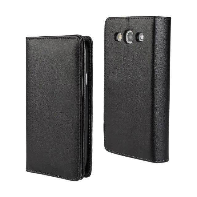 Sac Pochette Pu Housse En Cuir Pour Samsung Galaxy S3 Livraison Câble Enrouleur Livraison Gratuite